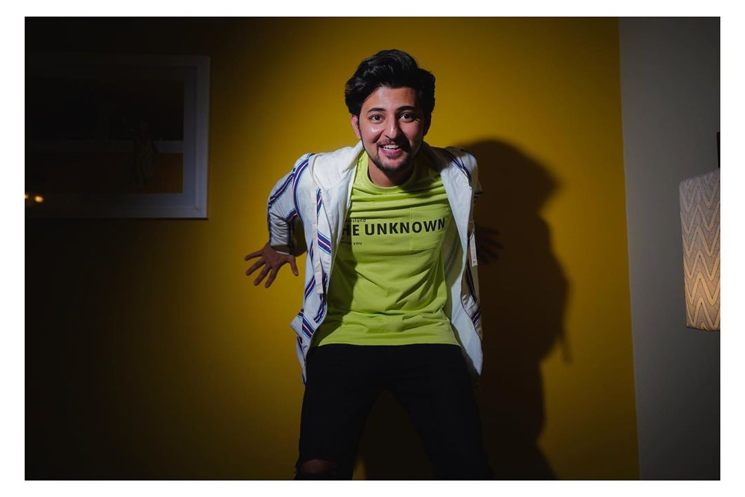 33 Pictures that Prove Darshan Raval is Absolutely Adorable & Charmer - Songs Lyrics Mint