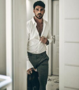 Michele Morrone Hot Actor and Singer (15)